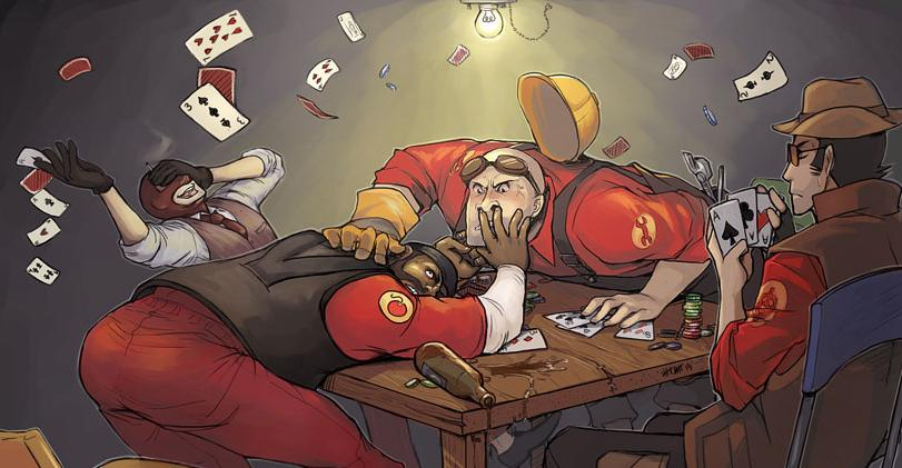 poker team fortress 2 06918