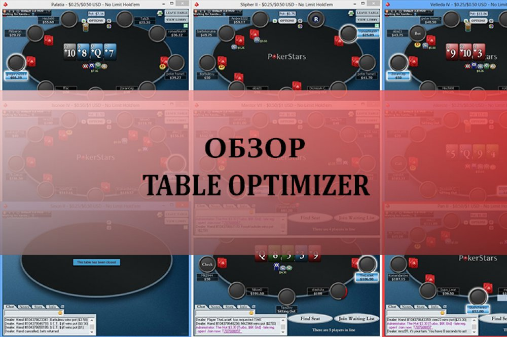 Table Optimizer