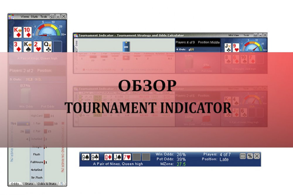 Tournament Indicator
